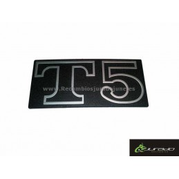 Letrero Vespa 125 T5
